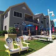 Anglers Avenue Pub and Grill on Sheboygan's Riverfront
