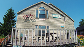 Bike rentals at Sheboygan Bicycle Company