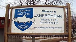 wisconsin's number one sportfishing port